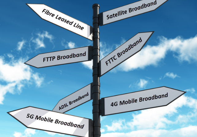 Broadband flavour